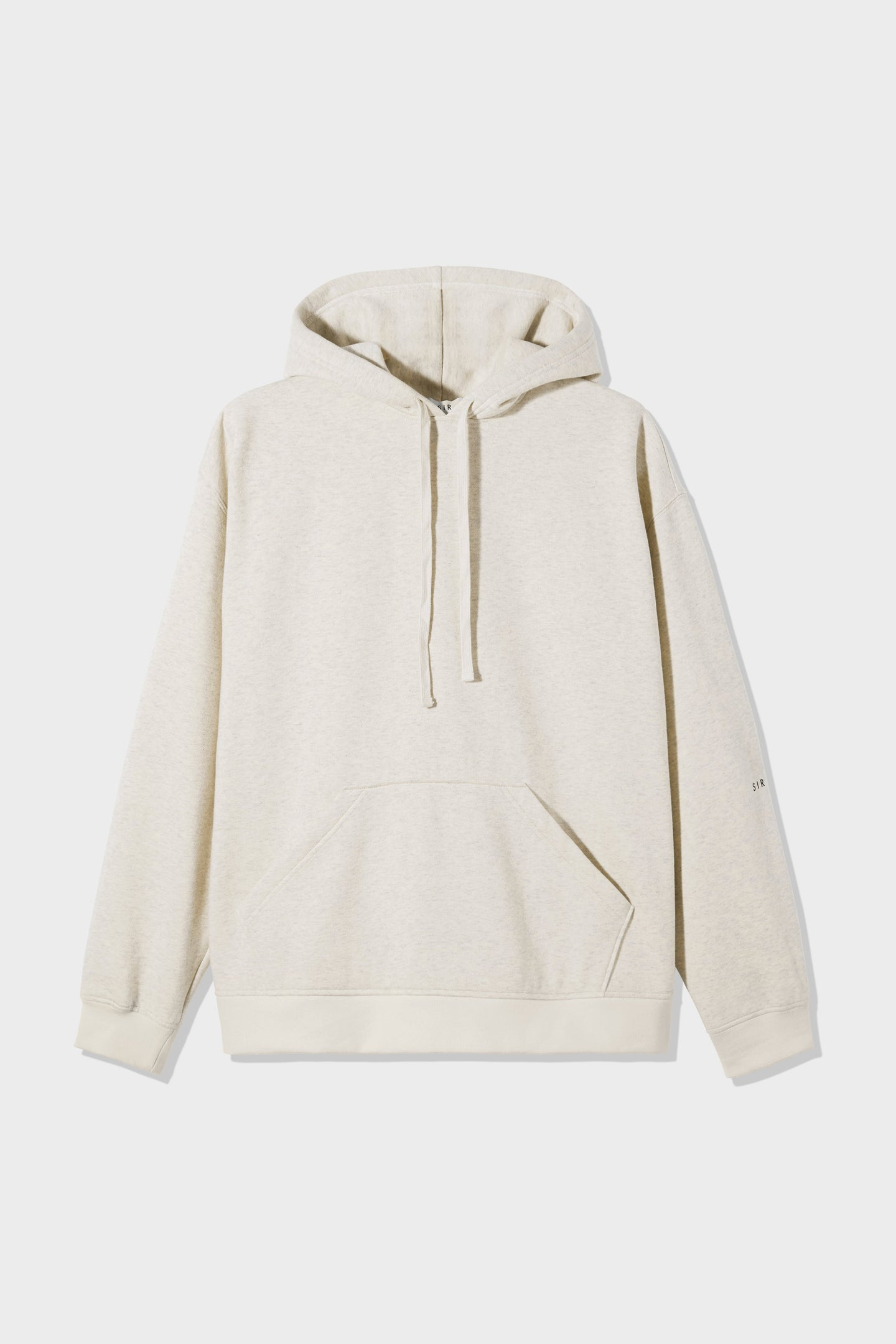 SIR the label MENS HOODIE MARLE