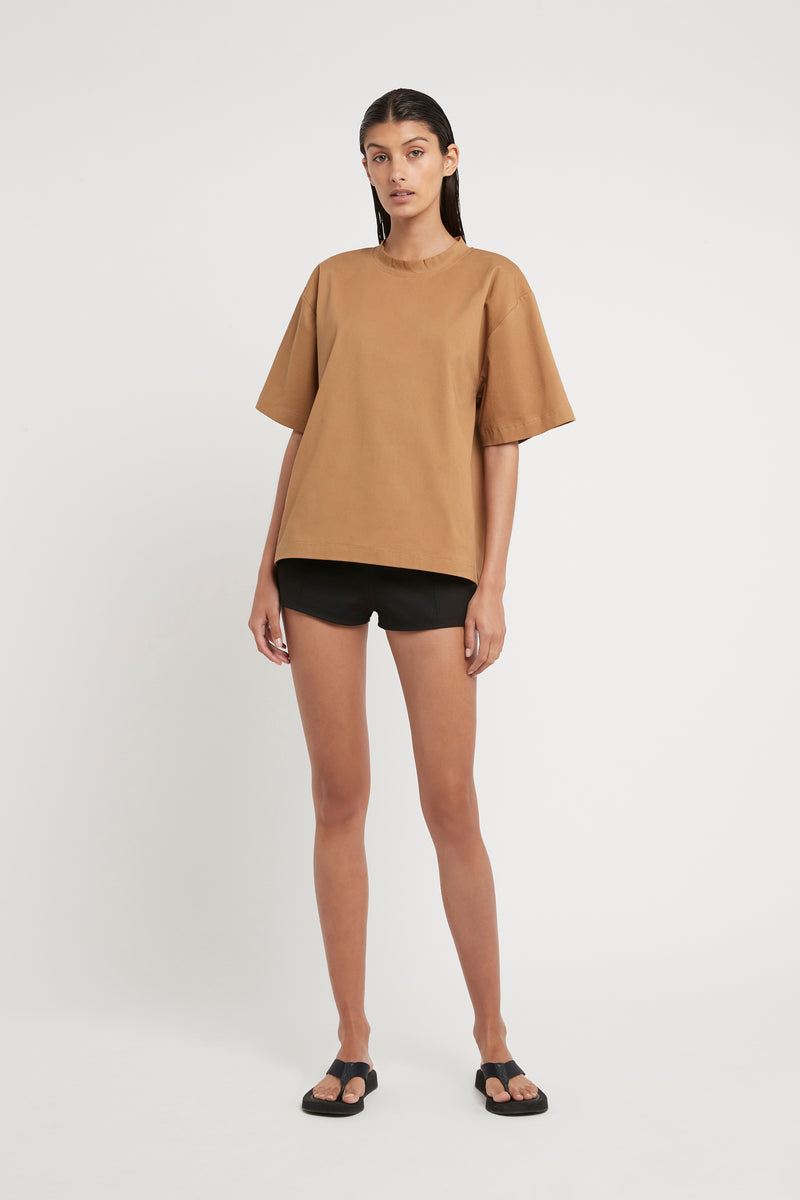 SIR the label AUSTYN TEE CAMEL