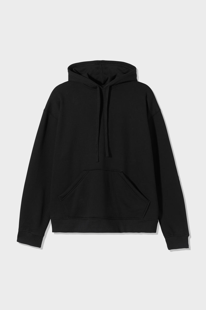 SIR the label UNISEX HOODIE BLACK