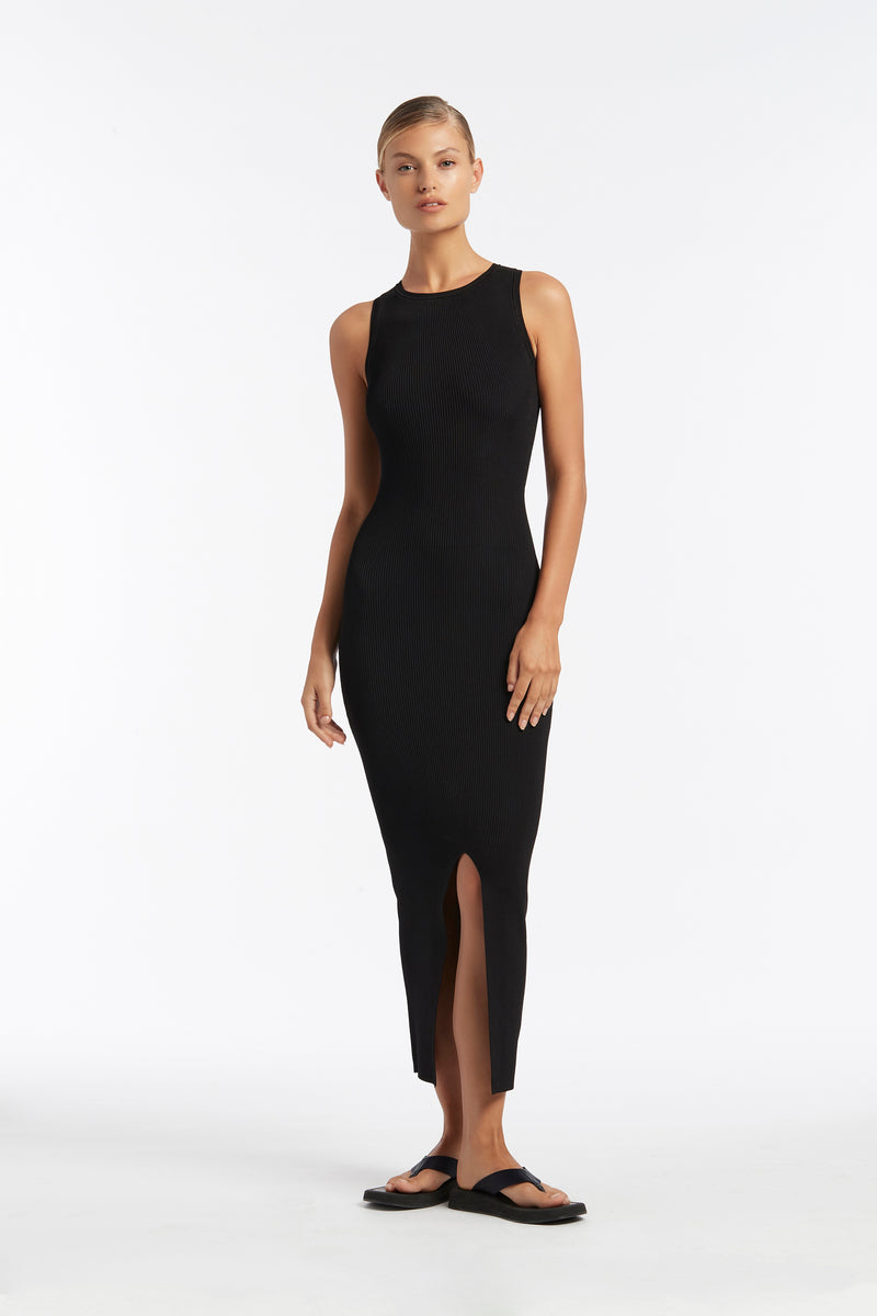 INGRID CUT OUT MIDI DRESS