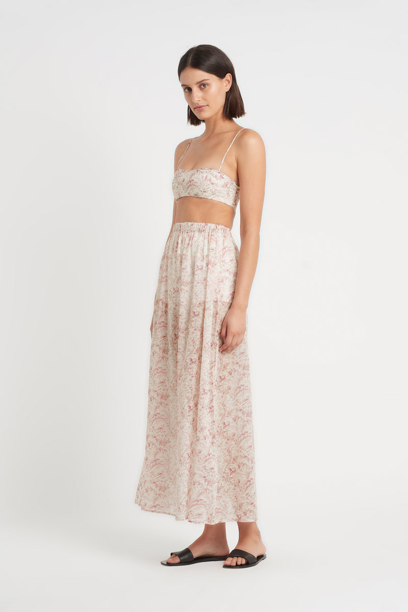 SIR the label CAPRICE MAXI SKIRT CAPRICE PRINT