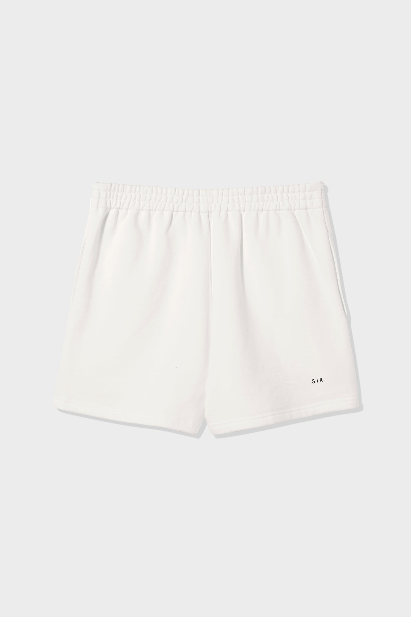 SIR the label WOMENS TRACK SHORT IVORY