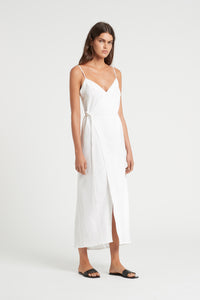 ANOUK WRAP DRESS