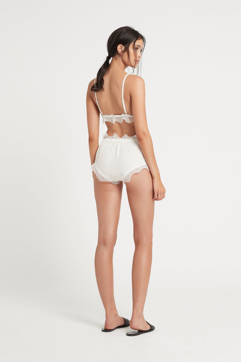 SIR the label ALMA BRALETTE IVORY