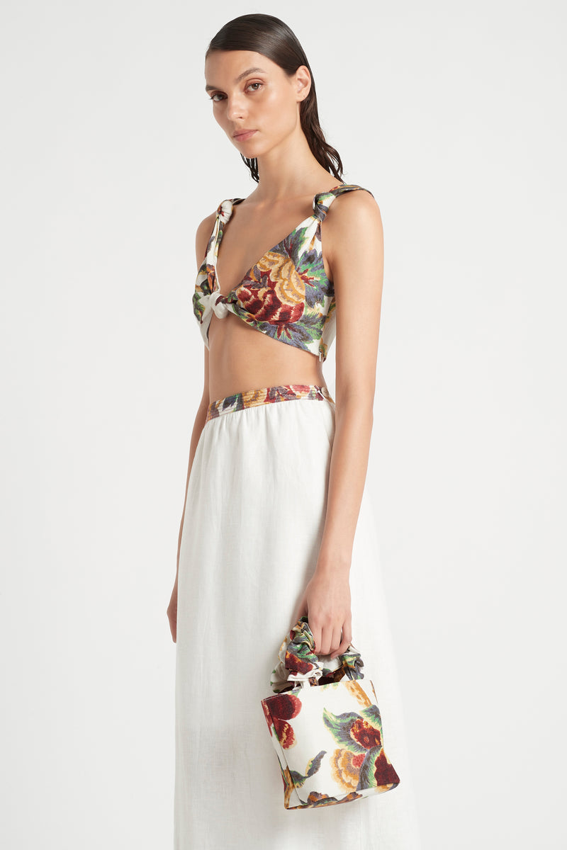 SIR the label AMBROISE MAXI SKIRT AMBROISE PRINT