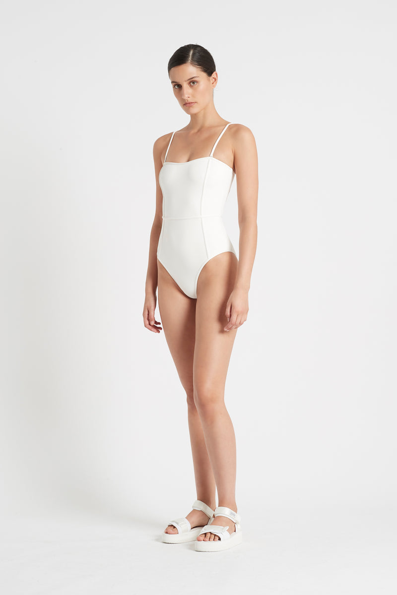 LOUIS PANELLED ONE PIECE