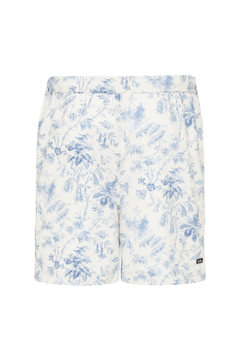SIR the label CLEMENTINE BOARDSHORT BLUE CLEMENTINE