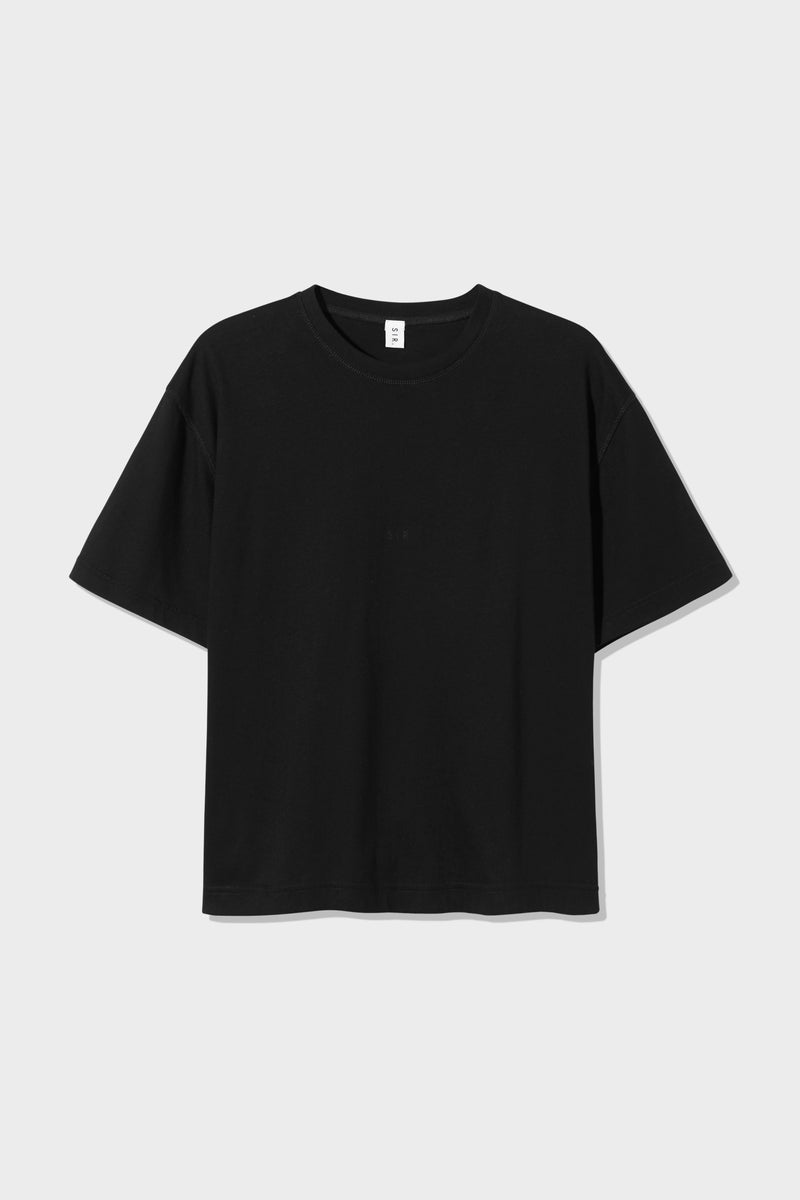 SIR the label WOMENS OVERSIZED TEE BLACK