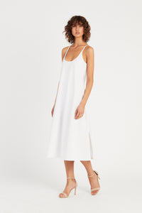 BLAIR MIDI SLIP DRESS