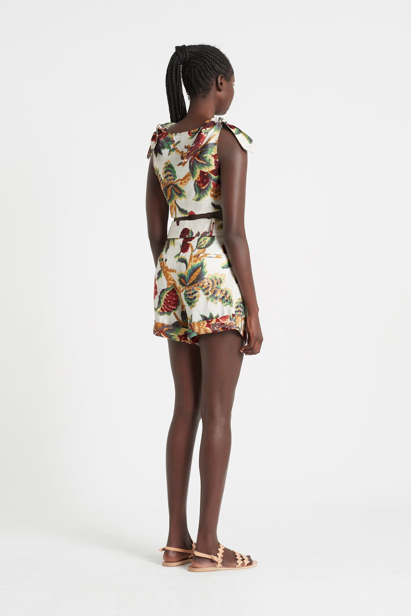 SIR the label AMBROISE SHORT AMBROISE PRINT