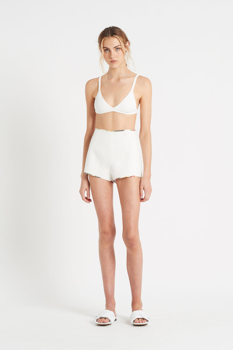 SIR the label AGNES BRALETTE IVORY