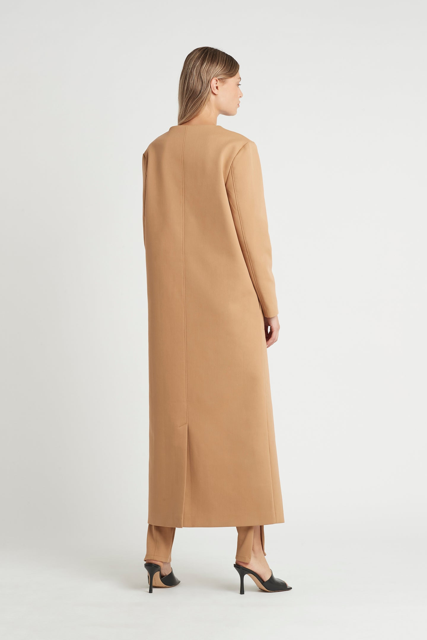SIR the label ANDRE COAT CAMEL
