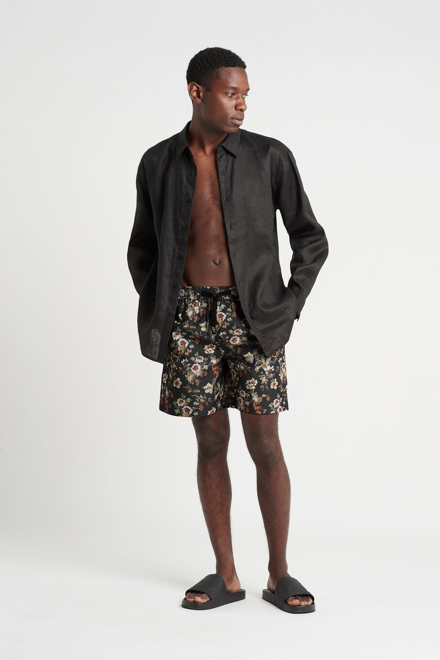 SIR the label AMERIE MENS BOARDSHORT AMERIE PRINT