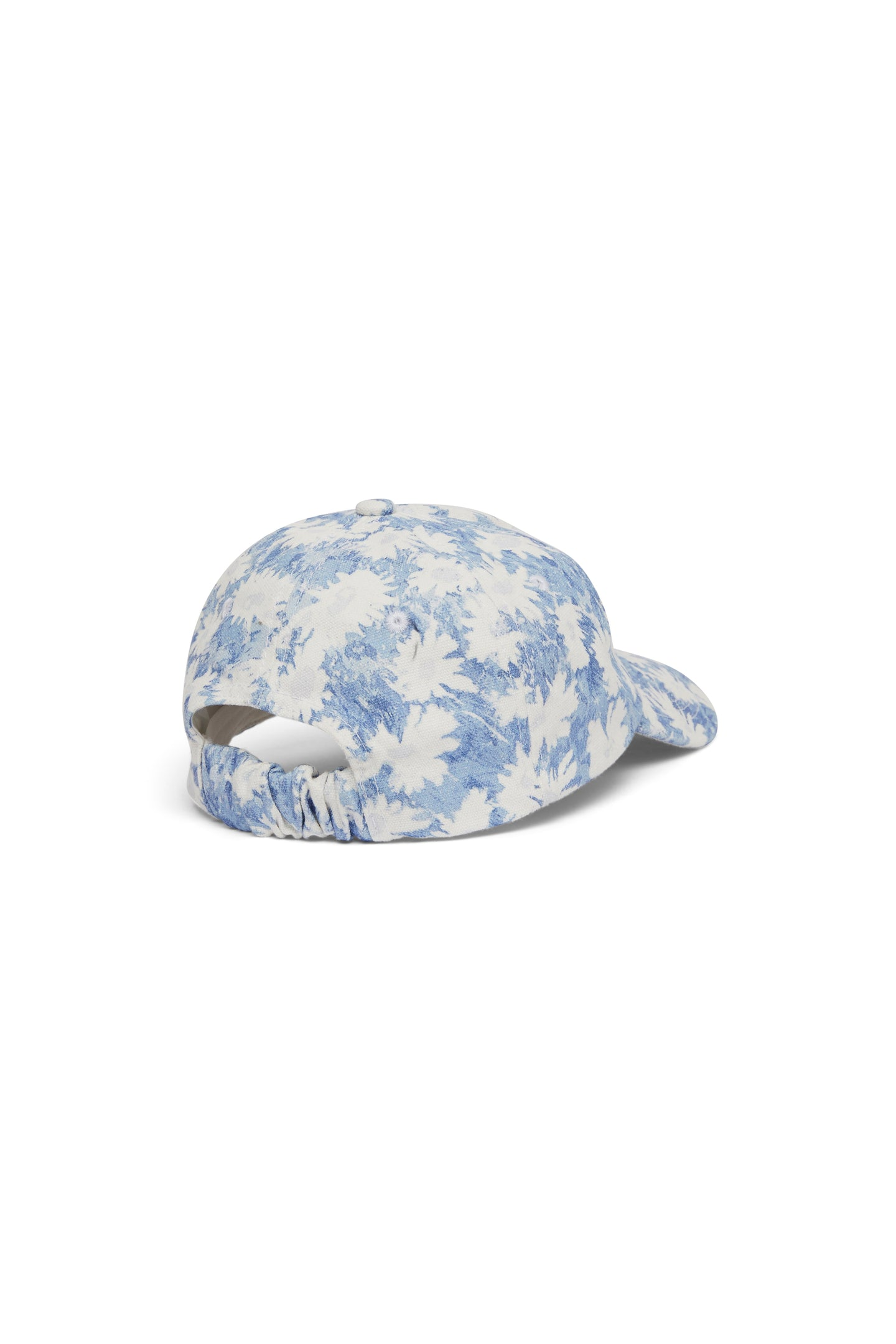 SIR the label ANAIS CAP BLUE ANAIS PRINT