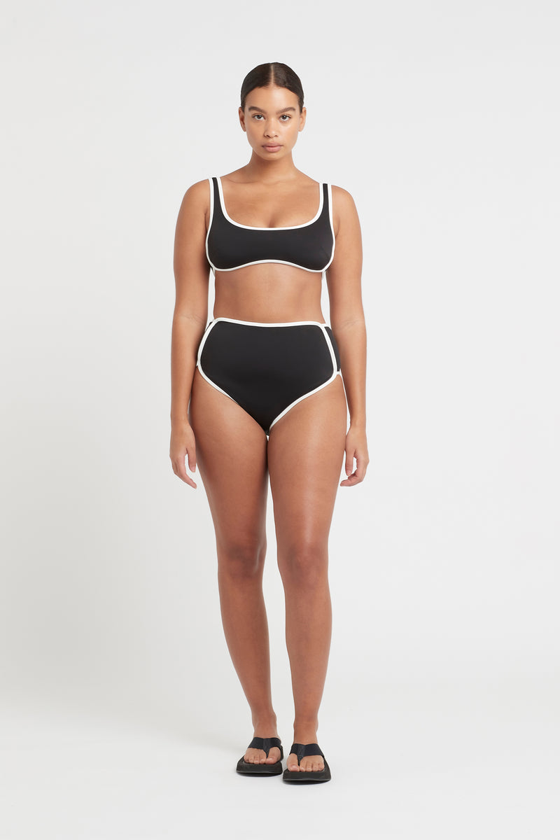 CLAUDE CONTRAST HIGH BRIEF