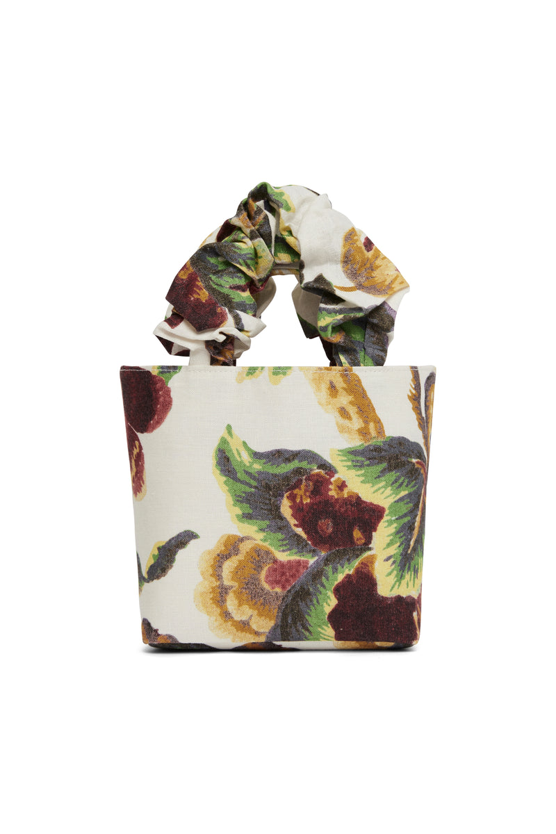 SIR the label AMBROISE SCRUNCHIE BAG AMBROISE PRINT