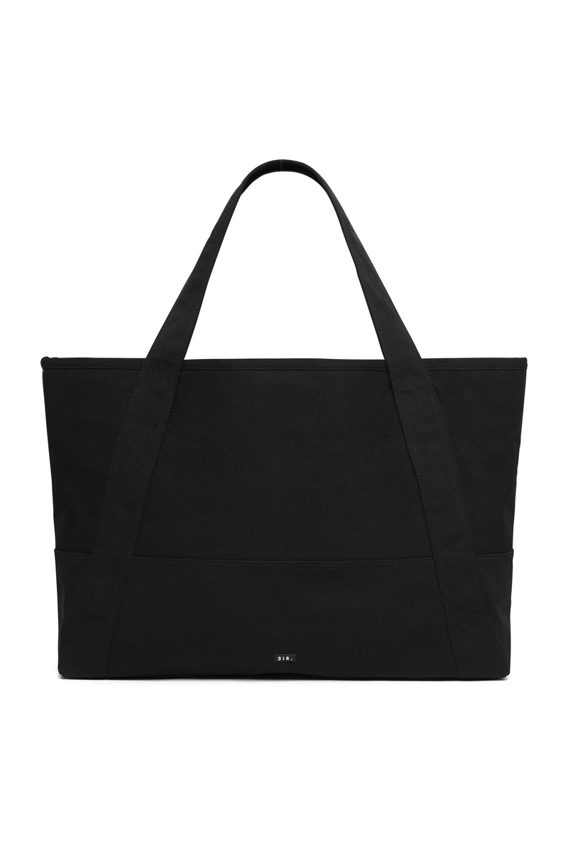 SIR the label MAURICE TOTE BAG BLACK