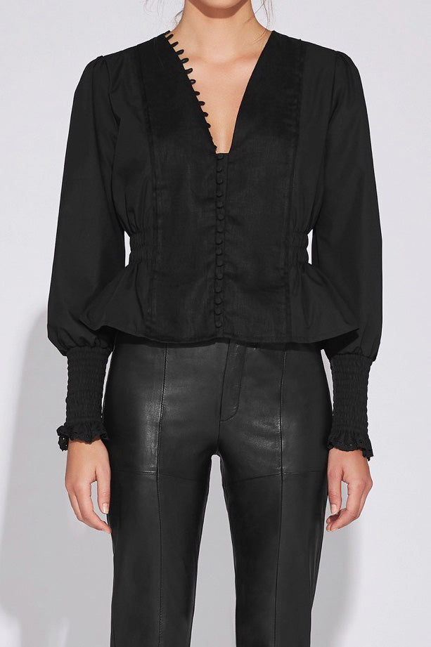 WILLOW PANELLED SHIRT