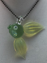 Reefer Glass - Fish Pendant 5