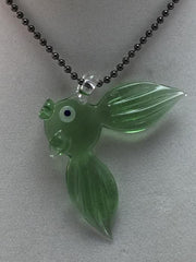 Reefer Glass - Fish Pendant 6