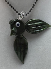 Reefer Glass - Fish Pendant 8