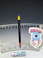 Sherbet - Cartoon Series Pencil #8 - Signed by Sherbet