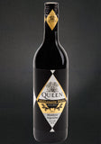 Queen Millionaire Waltz Malbec Wine with a personalising message panel  750ml 14.5% ABV
