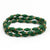 Bracelet - Forest Triple Wrap Multi - Just One Africa