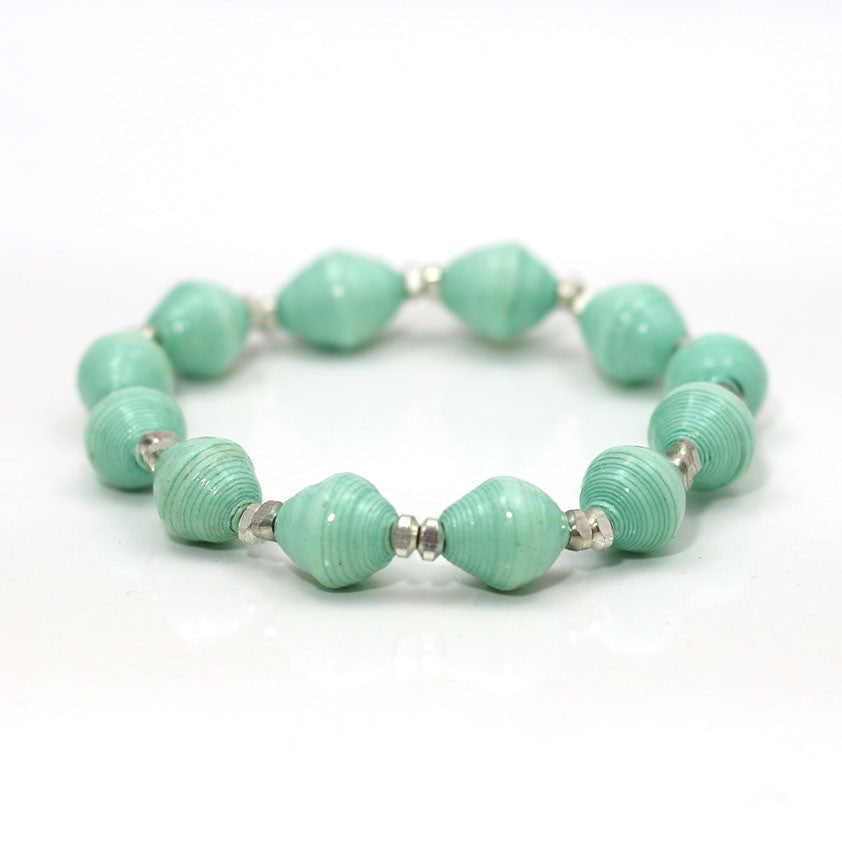 Bracelet - Mint Solid