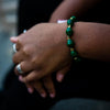 Bracelet - Pine Green Solid - Just One Africa