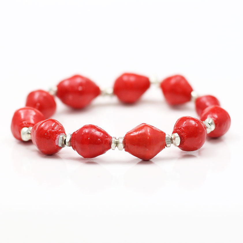 Bracelet - Falcon Red Solid Thumbnail