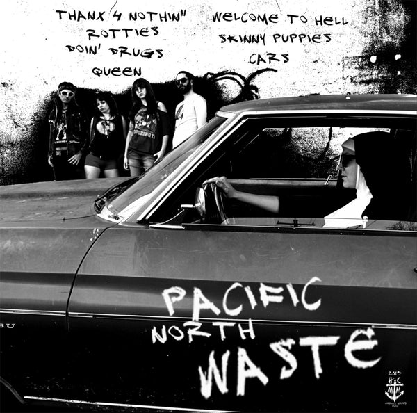 Rotties - Pacific North Waste – New LP