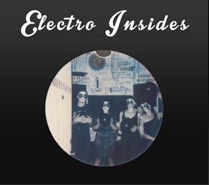 Electro Insides - s/t 7""