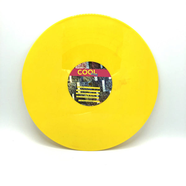 Hayley and the Crushers – S/T [YELLOW VINYL] – New LP