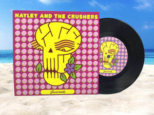 Hayley and the Crushers – Jacaranda [w/ zine!] – New 7""