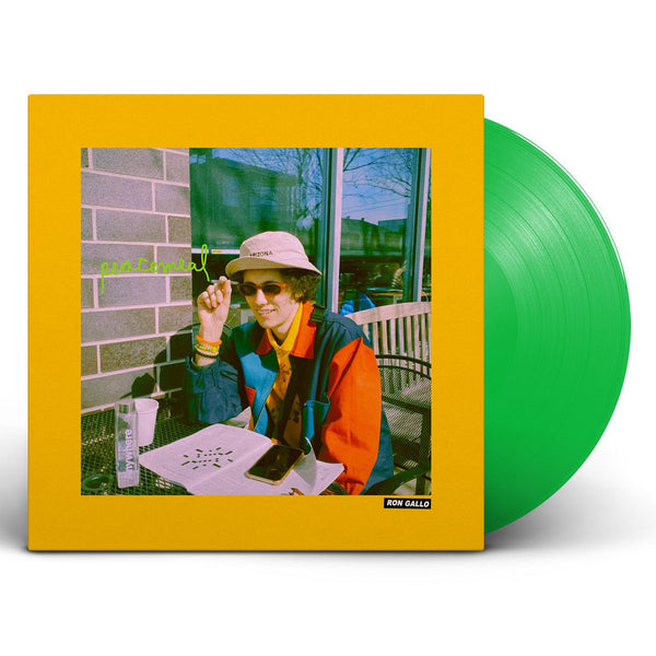 Gallo, Ron ‎– Peacemeal  [NEON GREEN] – New LP