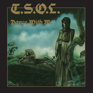 T.S.O.L. - Dance With Me (Reissue) - LP