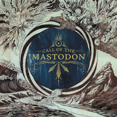 Mastodon - Call of the Mastodon - LP