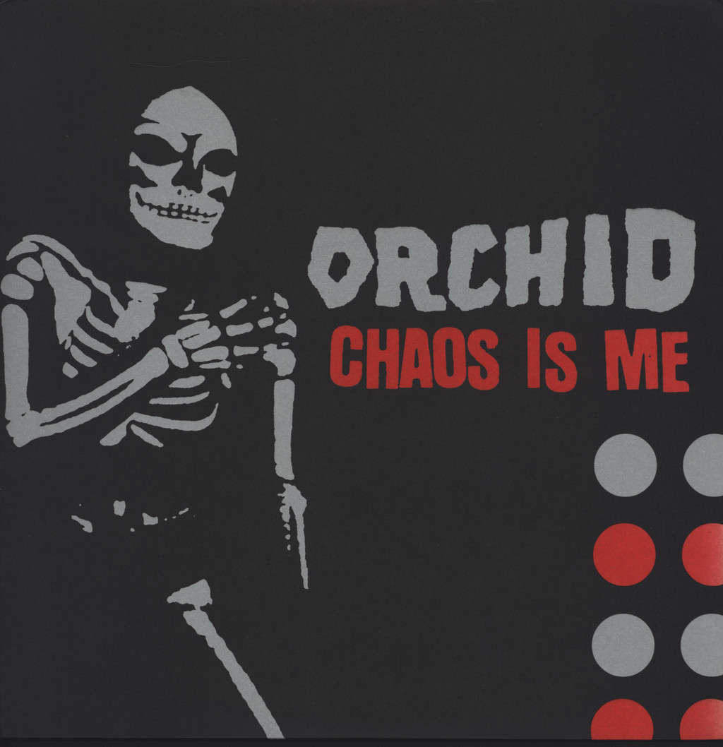 Orchid - Chaos Is Me - LP