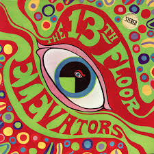 13th Floor Elevators, The - The Psychedelic Sounds Of - LP