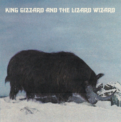 King Gizzard & The Lizard Wizard - Polygondwanaland (WHITE VINYL Fuzz Club Version) - LP