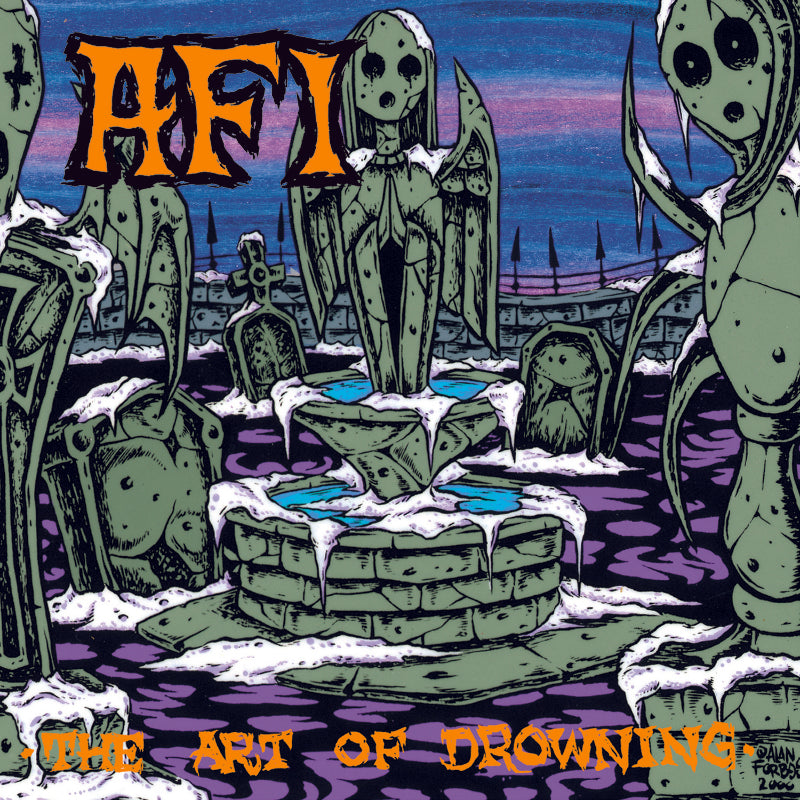 AFI - The Art of Drowning - LP