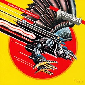Judas Priest - Screaming For Vengance - LP