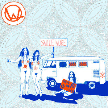Wide Angles - Smile More - New LP