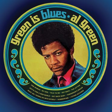 Green, Al - Green is Blues [GREEN/BLUE VINYL] - New LP