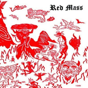 Red Mass / Cindy Lee - SPLIT - 7""