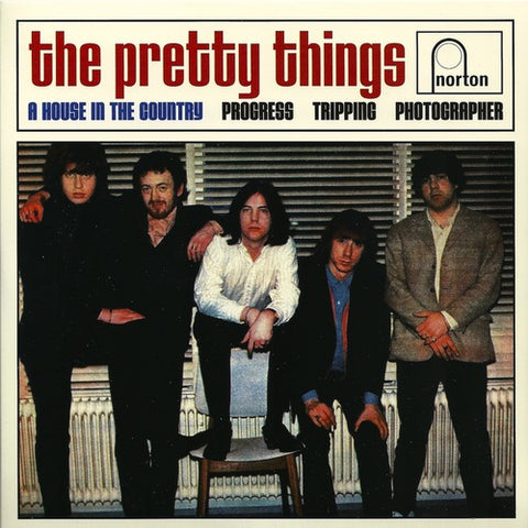 "Pretty Things, The - A House In The Country - 7"" - Used"