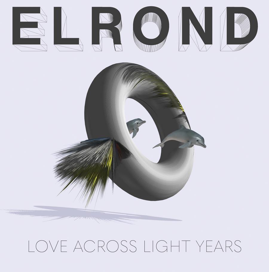Elrond - Love Across Light Years - LP [PRE-ORDER]