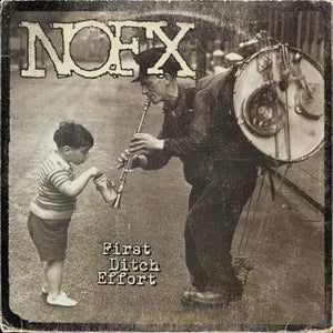 NOFX - First Ditch Effort - LP