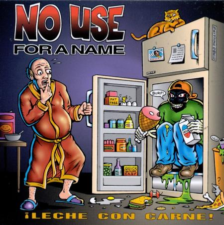 No Use For A Name - Leche Con Carne - LP